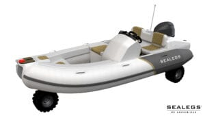 new sealegs 3.8m model announced
