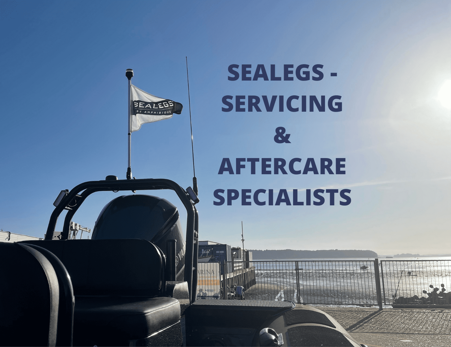 LAND TO SEA SEALEGS SERVICING