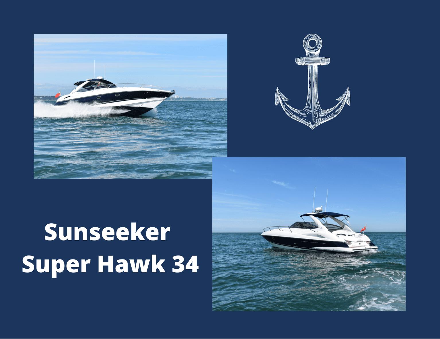 sunseeker superhawk 34 for sale