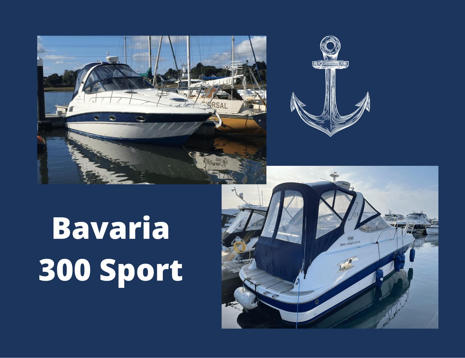 Bavaria 300 Sport