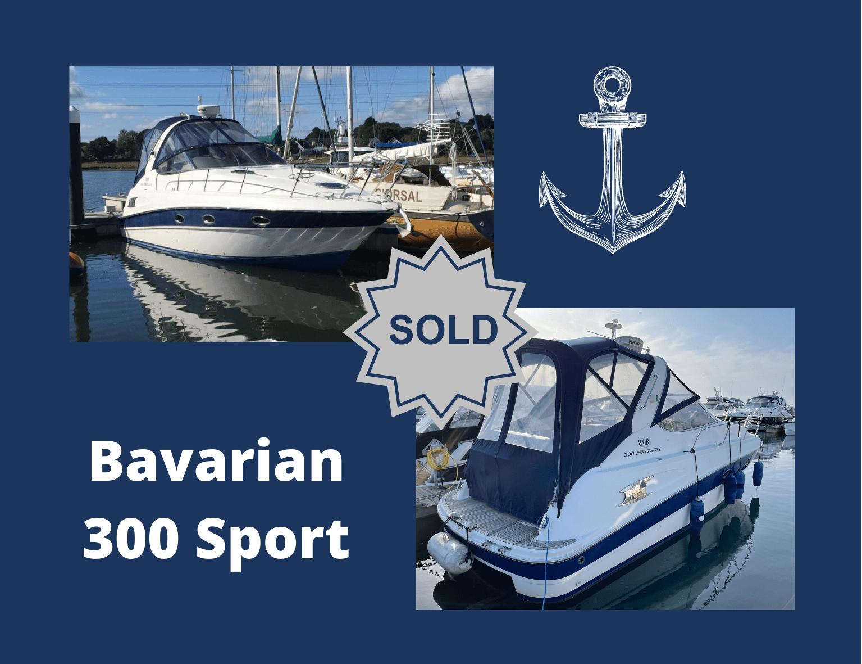 Bavaria Sport 300 SOLD