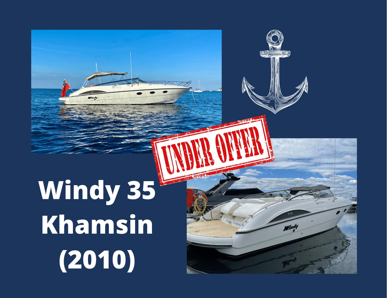 Windy 35 Khamsin