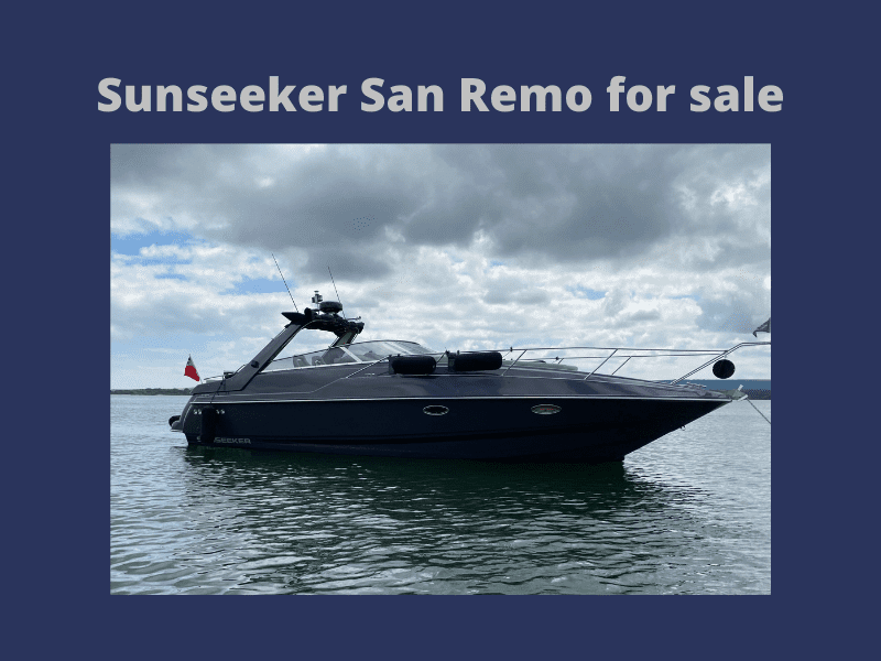 Sunseeker San Remo 35 for sale