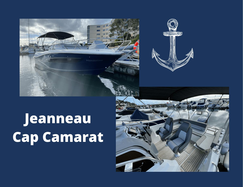 Jeanneau Cap Camarat - News Banner (1)
