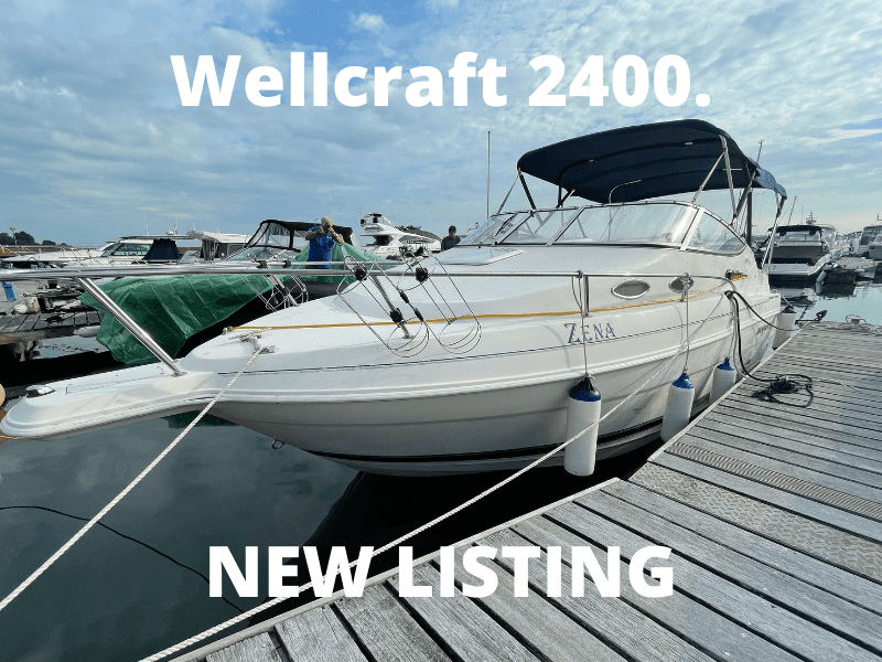 Wellcraft 2400